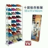 Amazing Rack Shoes/ The Amazing Shoe Rack/ Rak Sepatu as seen on tv