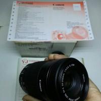 Canon ef-s 55-250mm f/4-5.6 IS STM (NEW!) Lensa Tele
