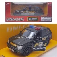 Unicar 1/32 Land Rover Range Rover Sport Police Car