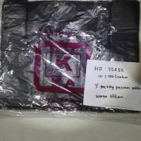 kantong plastik HD untuk packing online shop murah ( 35x55 )