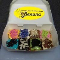 Jual Nubanana/banana nugget/nugget pisang/pisang crispy/oleh-oleh pisang Murah