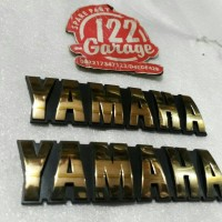 emblem yamaha di tangki tanki fuel tank rx-king master cobra CKD