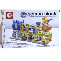 LEGO City Ikea Store - Sembo block SD6066