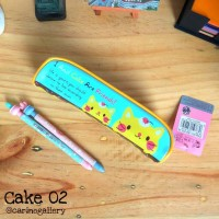 Tempat Pensil/Pencil Case - Cake 02