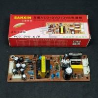 Kit Power Supply DVD VCD DVB Universal Sanxin