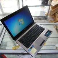 Asus K43SJ 14 HD Core i7-2630QM Nvidia Geforce GT 520M Laptop Gaming