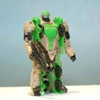 Transformers HOUND langka Super Warrior Detil Bagus