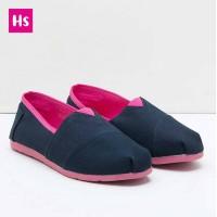 Sepatu Slip on Wanita Marc & Stuart HK-6-E10 BLUE