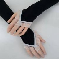 Handshock cincin ring renda