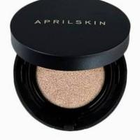 New April Skin Magic Snow Cushion Black Bedak April Skin SPF 50