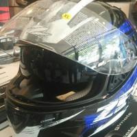 Helm Zeus zs 806 pblk ii48 corsa blue