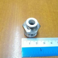 "fiting tube PC 8 X 1/2"" high quality"