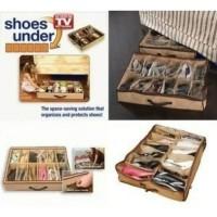 New Shoes Organizer/ Organizer Shoe/ Tempat Penyimpanan Sepatu Efisien
