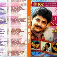 DVD LAGU INDIA UDIT NARAYAN 2 DISC