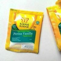 Perisa Vanilla koepoe koepoe,vanili,vanilli,vanilli sachet 2gram
