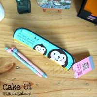 Tempat Pensil/Pencil Case - Cake 01