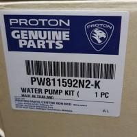 Water Pump Kit Proton Exora, Gen2 Persona - PW811592N2-K