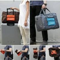 New Korean Travel Square Bag/ Tas Travel big size
