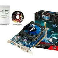 VGA Card HIS R7 250 iCooler Boost Clock 2GB GDDR5