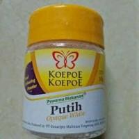 Pewarna makanan putih koepoe koepoe,untuk bakpao 50gram