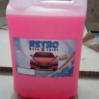 Jual shampoo mobil dan motor/carwash/shampo salju 5 liter Murah