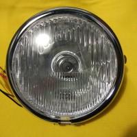 Reflektor / Head Lamp / Headlamp / Lampu Depan CB Japstyle Cafe Racer
