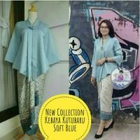 model baju muslim gamis terbaru dan modern SET KEBAYA LUNA