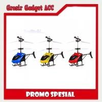 Mainan Terbang Karakter Helikopter Ball Flash Disco Drone