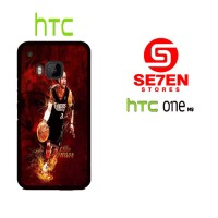 Casing HP HTC One M9 allen iverson 76ers Custom Hardcase