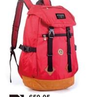 Tas Ransel Backpack Casual 650-05 Asli Bandung Murah