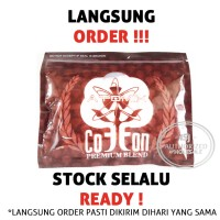 Jual Kapas Atomix Coklat Organik Cotton Premium Blend Murah