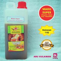 Harga madu super madu asli murni plus propolis royal jelly | Pembandingharga.com