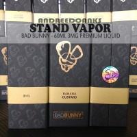 Jual Bad Bunny Banana Custard | BadBunny Local Limited Liquid Murah