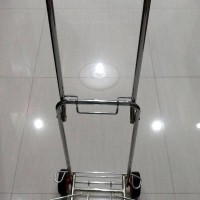 Jual LUGGAGE CART MINI / TROLLEY LIPAT SERBA GUNA Murah