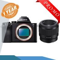 harga Kamera Sony A7 / Alpha 7 Body Only Free Lensa Fe 50mm F1.8 Tokopedia.com