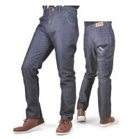 Celana Panjang Pria Denim Biru Keren - USC 105