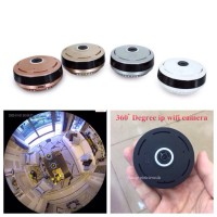 vr cam 3D / Ip camera vr 360 wireless fish eye panoramic pengawas