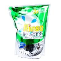 Jual Rinso Matic Detergent Untuk Mesin Cuci Bukaan Atas Deterjen Cair 1.6L Murah