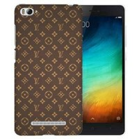 Casing Hp LV Pattern Xiaomi Mi 4i/4c Custom Case