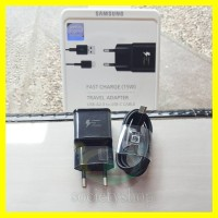 ORIGINAL Fast Charging Samsung S8 2017 Charger Cas C Hp Note 8 + A5 A7