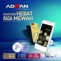 HANDPHONE SMARTPHONE ADVAN S4Z PLUS