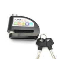 Jual Kunci Disk Cakram Alarm Anti Maling Gembok Disc Lock Motor Sepeda Dll Murah
