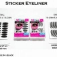 Jual Stiker Mata Hitam Tebal Scott Eyeliner/Eyelid Murah