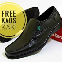 Jual Sepatu Pantofel Low Kickers / Sepatu Formal Pria / Sepatu Kulit Asli Murah