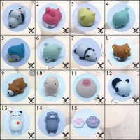Vexa Cute Animal Hewan imut Phone Case Casing Best Quality Squishy Toy