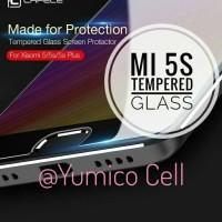 Mi5s Cafele Tempered Glass TG Bening