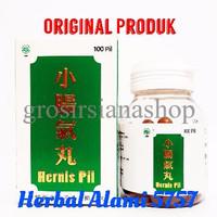TERBATAS Hernis pill - Obat Hernia & Radang Buah Pelir TERJAMIN