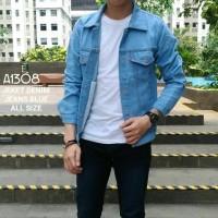 Jaket Jeans Pria/Jaket Denim Pria/Jaket Premium/Jaket Levis