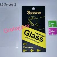 Tempered Glass LG Stylus 2 (K520) 3 Power - Original