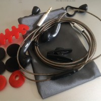 DIY SENNHEISER MX500 + MIC UPGRADE BASS EARBUDS HEADSET EARPHONE